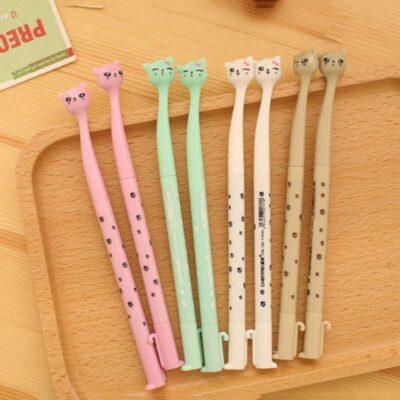 Kawaii Cute Animals Pen Stationery Supplies