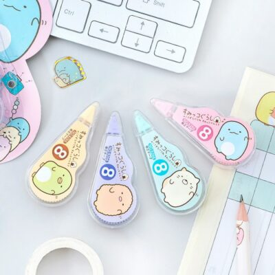 Cute Kawaii White Out Correction Tape Stationery