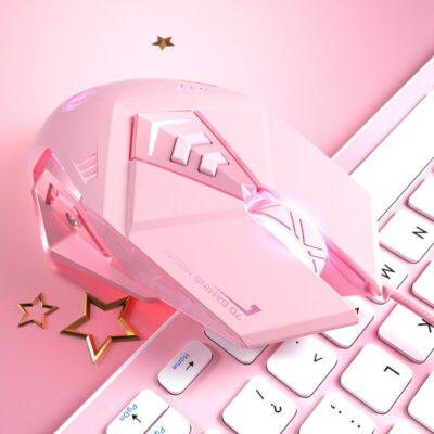 Kawaii Cute Wireless Mouse