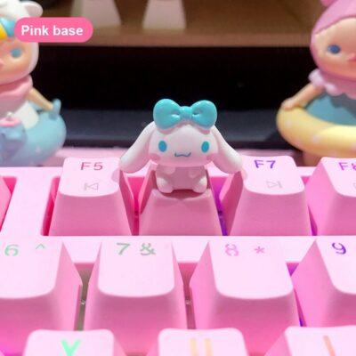 Kawaii CinnamonRoll Cute Keyboard Keycap