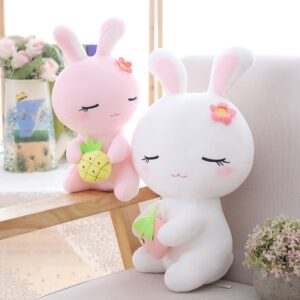 Kawaii Bunny Plush Cute Rabbit Stuffed Animals