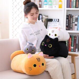 Kawaii Cat Plush Cute Stuffed Animals