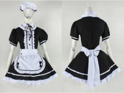 Cute Lolita Cosplay Costume Dress