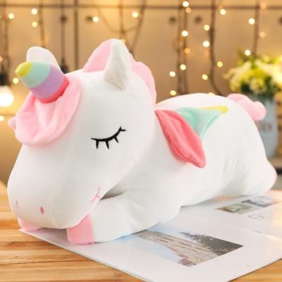 Kawaii Unicorn Plush Toy Soft Stuffed Animal
