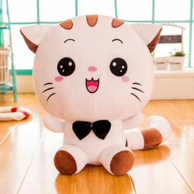 Kawaii Cat plush toy soft fur animal