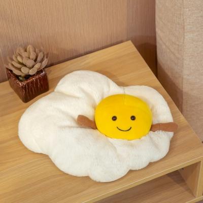 Kawaii Lazy Egg Plush Stuffed Soft Toy