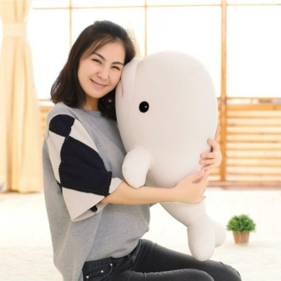 Kawaii Plushies Baby Beluga Cute Stuffed Animals