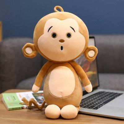 Kawaii Plushies Baby Monkey Squad Cute Stuffed Animals