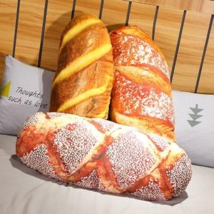 Kawaii Plushies Baguette Bread Plush Cute Stuffed Animals