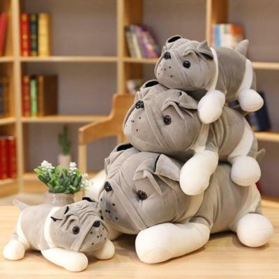 Kawaii Plushies Billy the Bulldog Cute Stuffed Animals