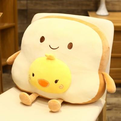 Kawaii Plushies Breadie Toastie Bestie - Slice Collection Cute Stuffed Animals