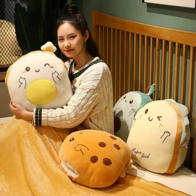 Kawaii Plushies Breakfast Club  3 in 1 Plush | NEW Cute Stuffed Animals