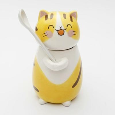 Kawaii Mug Ceramic Kawaii Standing Cat Mugs | NEW Cute Cup