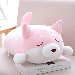 Kawaii Plushies Chubby Shiba Inu Cute Stuffed Animals