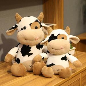 Kawaii Plushies Cookie The Cow Cute Stuffed Animals