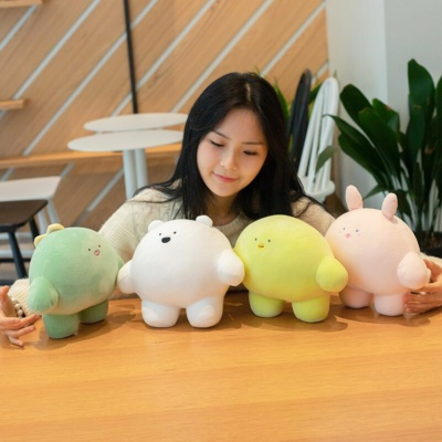 Kawaii Plushies Couch Crew Collection Cute Stuffed Animals