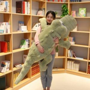 Kawaii Plushies Crocodile Companion Cute Stuffed Animals