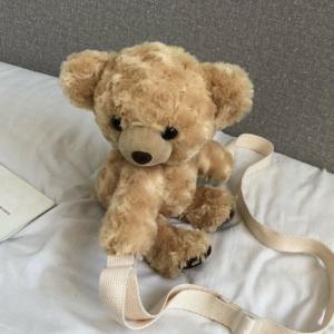 Kawaii Cuddly Bear Bag Cute Teddy Backpack