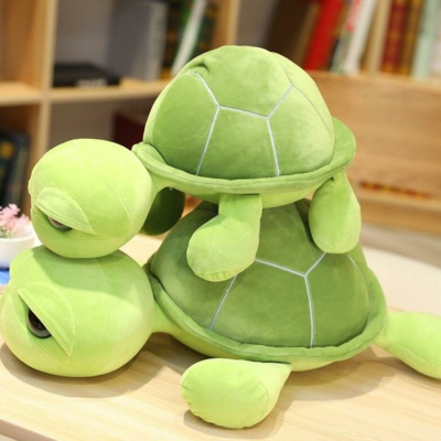 Kawaii Plushies Dewy the Drowsy Sea Turtle Cute Stuffed Animals