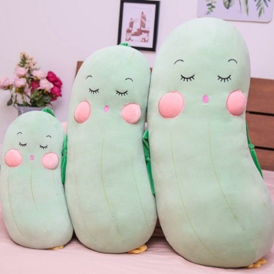 Kawaii Plushies Dilly the Pickle Cute Stuffed Animals