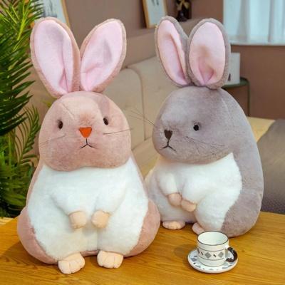 Kawaii Plushies Fluffy Bunny Squad Cute Stuffed Animals