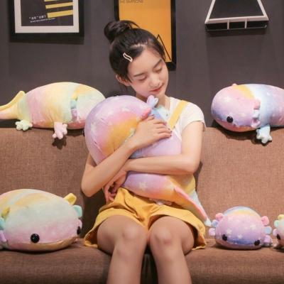 Kawaii Plushies Galaxy Axolotl Plushie Cute Stuffed Animals