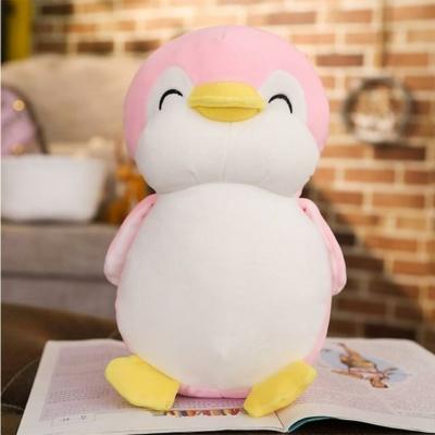 Kawaii Plushies Happy Penguin Trio Cute Stuffed Animals