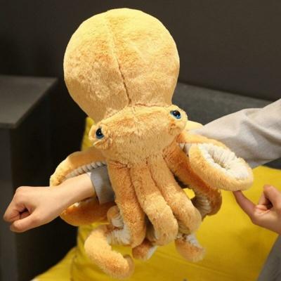Kawaii Plushies Inky the Octopus Cute Stuffed Animals