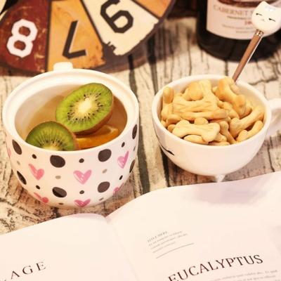 Kawaii Mug Kawaii Cat Breakfast Cup Cute Cup