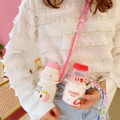 Kawaii Mug Kawaii Milk Bottle Cute Cup