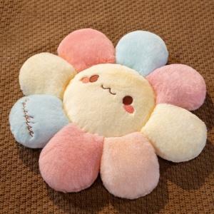 Kawaii Paradise Flower Pillow Cute Cushion