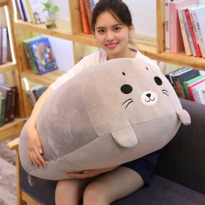 Kawaii Plushies Kiru The Seal Cute Stuffed Animals