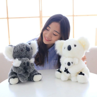 Kawaii Plushies Koala Bear Family Cute Stuffed Animals
