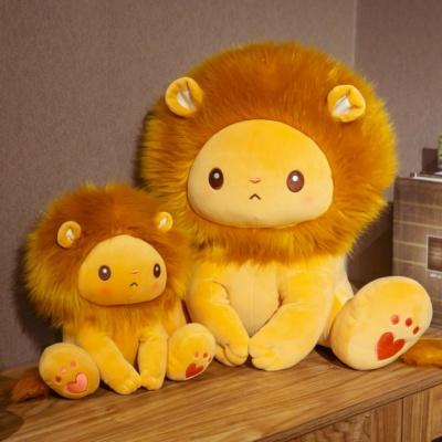 Kawaii Plushies Leo The Little Lion Cute Stuffed Animals