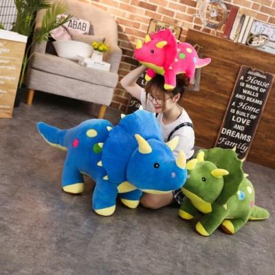 Kawaii Plushies Little Horn Dino Cute Stuffed Animals