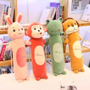 Kawaii Plushies Long Cozy Wild West Pals Collection Cute Stuffed Animals