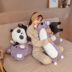 Kawaii Plushies Long Snuggle Bears Collection Cute Stuffed Animals