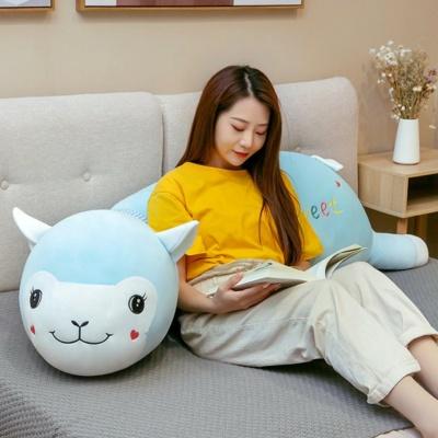 Kawaii Plushies Long Snuggly Alpacas Cute Stuffed Animals