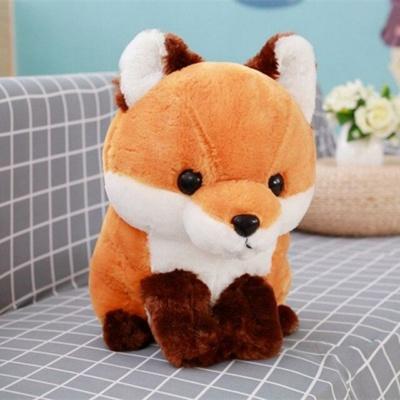 Kawaii Plushies Long Tail Fox 40cm Cute Stuffed Animals
