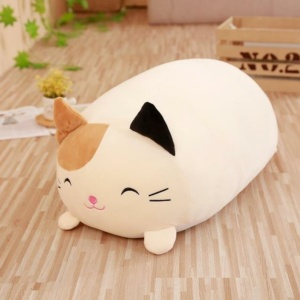 Kawaii Plushies Michi The Cat Cute Stuffed Animals