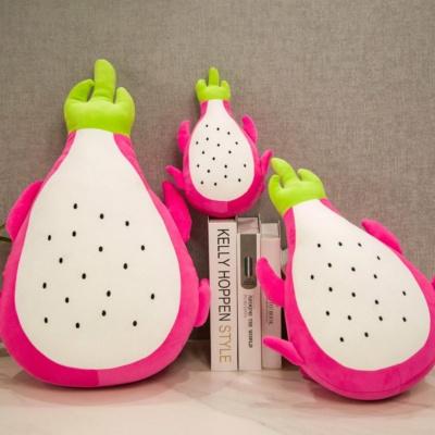 Kawaii Plushies Mighty Dragonfruit Plushie Cute Stuffed Animals