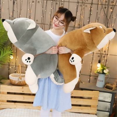 Kawaii Plushies Miki & Nukka Shiba Cute Stuffed Animals