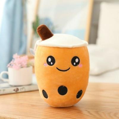 Kawaii boba Bubble Tea Keychain Charm