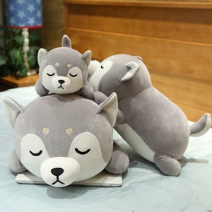 Kawaii Plushies Miska The Husky Cute Stuffed Animals