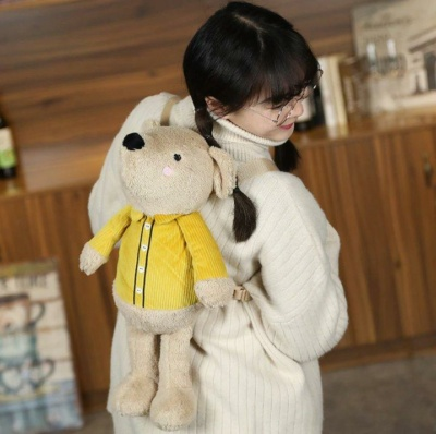 Kawaii Rabbit Backpack Misty and Rory Best Friends Bag