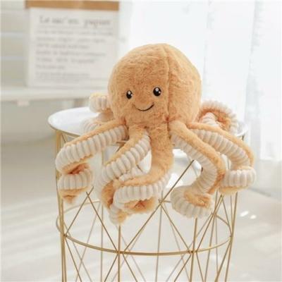 Kawaii Plushies OCTAVO FAMILY (Octopus) Cute Stuffed Animals