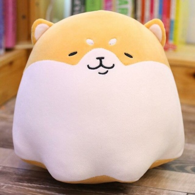 Kawaii Plushies PacShiba Plushies Cute Stuffed Animals