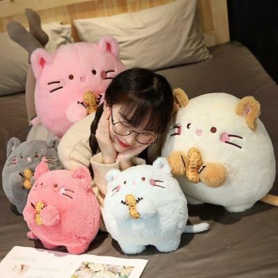 Kawaii Plushies Peanut and Pals Cute Stuffed Animals