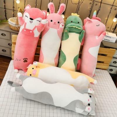 Kawaii Plushies Sasha The Grey Cat Cute Stuffed Animals