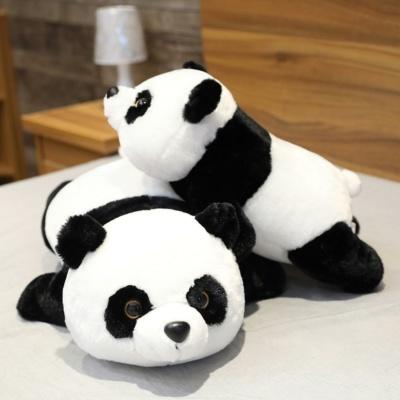 Kawaii Plushies Sleepy Panda Plushie Cute Stuffed Animals